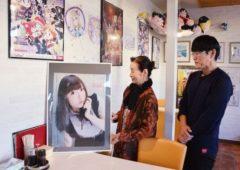 北海道新聞電子版に鈴木愛奈の紅白出場を祝う記事が掲載されました!