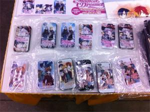 iPhoneケース!5